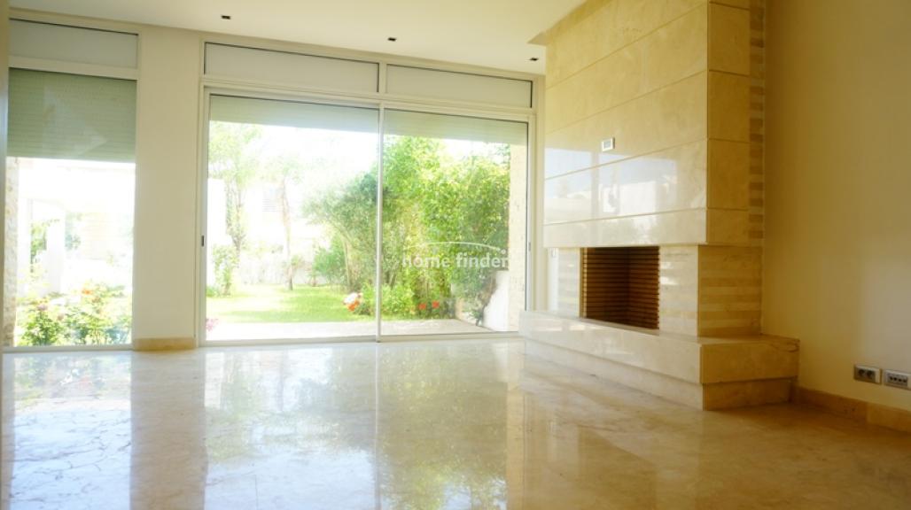 Villa à louer sur Bouskoura 274 m²